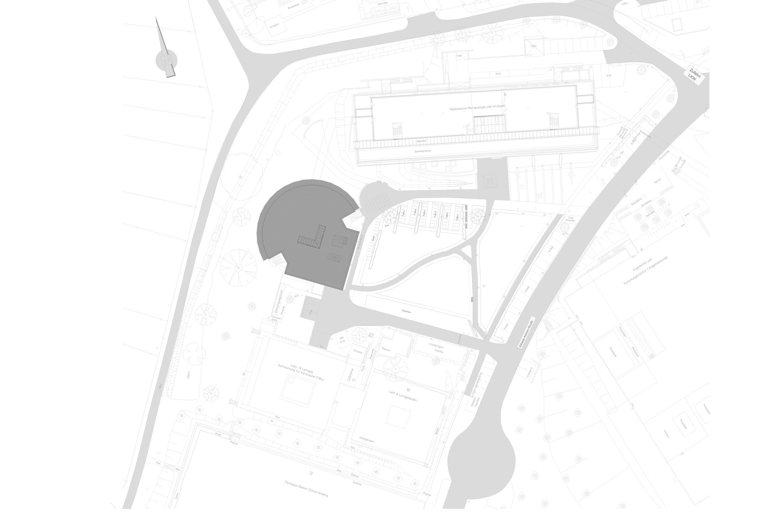 Baubeginn Fassadensanierung - Institut für klinische Anatomie und Zellanalytik ({project_images:field_row_count})