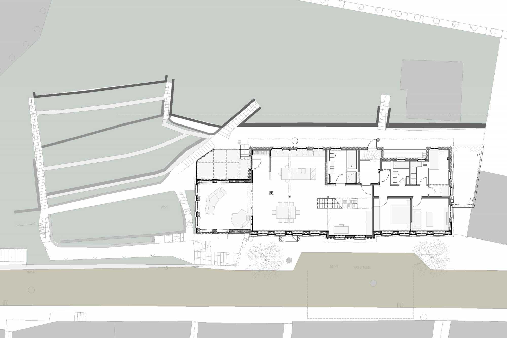 Baubeginn Kernsanierung und Anbau Wohn- und Geschäftshaus in Tübinger Altstadt ({project_images:field_row_count})