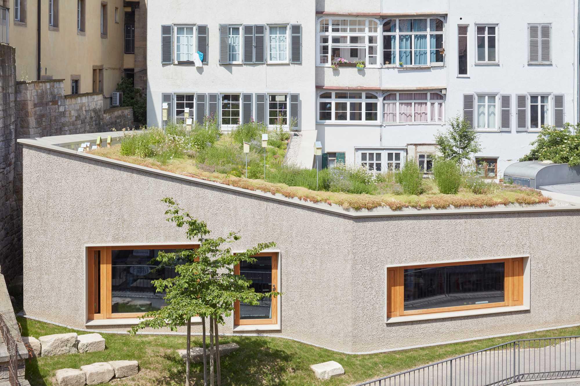archello veröffentlicht unser Büro in der Tübinger Altstadt ({project_images:field_row_count})