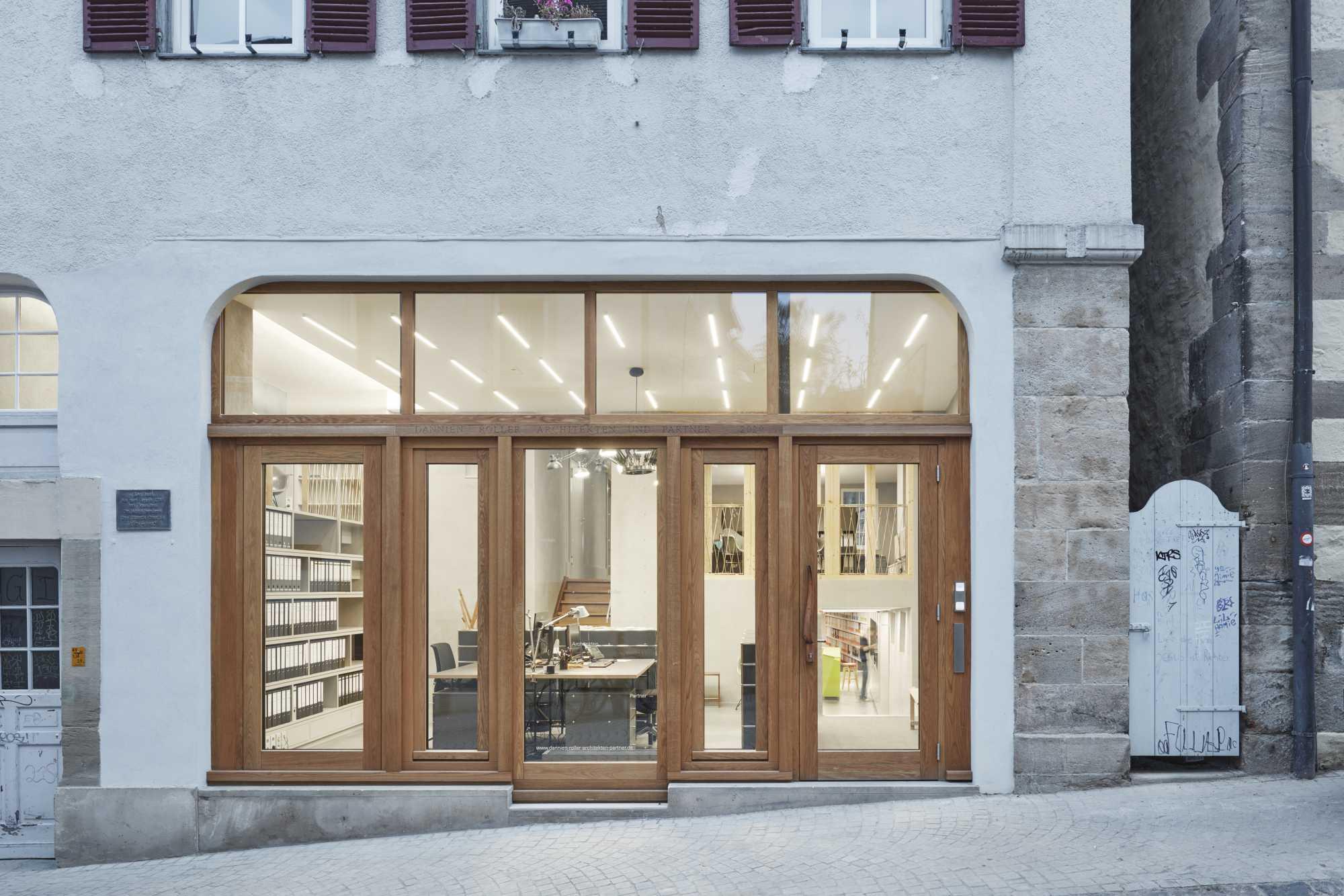 ›Bau der Woche‹ , Integrierende Architektur bei German Architects  ({project_images:field_row_count})