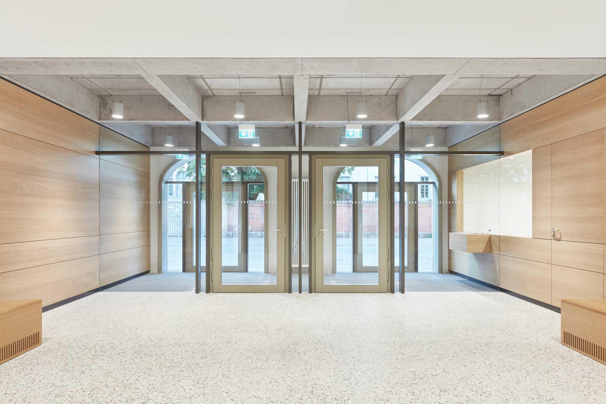 Amts-, Nachlass, und Betreuungsgerichts heute im Newsletter des md INTERIOR DESIGN ARCHITECTURE Magazins vorgestellt ({project_images:field_row_count})