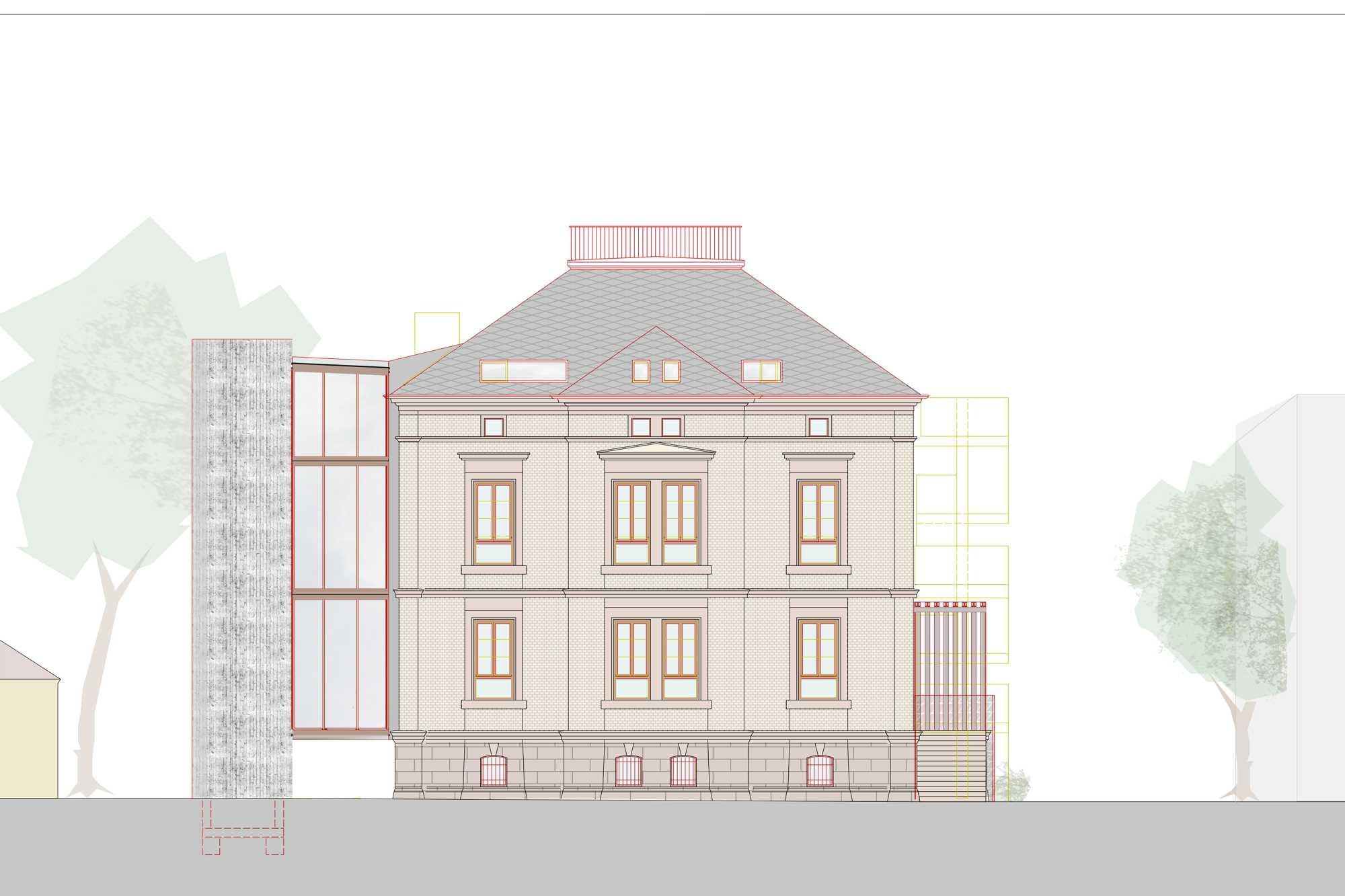Baubeginn denkmalpflegerische Sanierung und Umbau Kinderhaus Planie ({project_images:field_row_count})