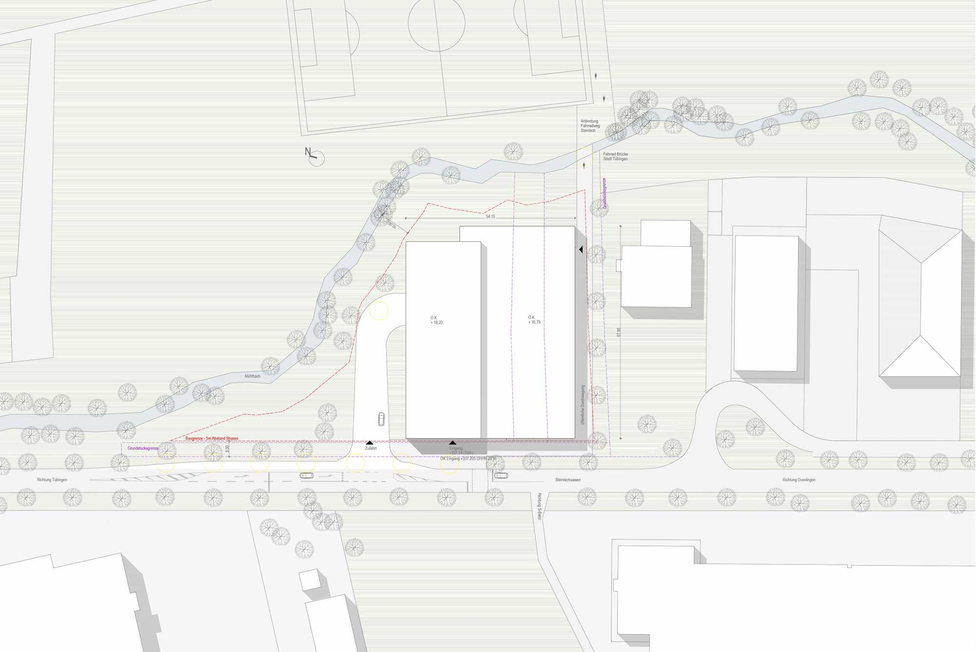 Parkhaus Steinlachwasen im Gestaltungsbeirat vorgestellt ({project_images:field_row_count})