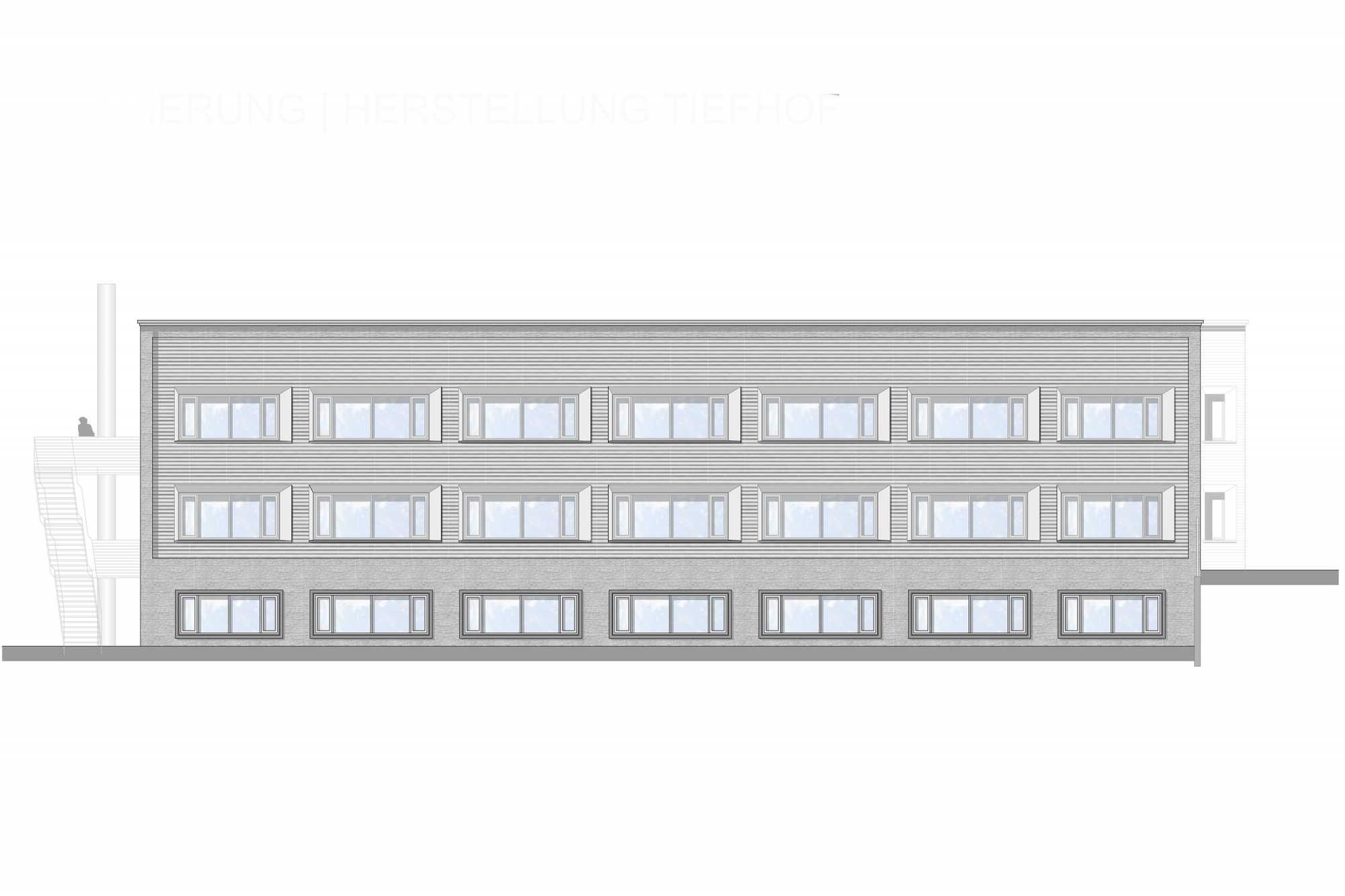 Baubeginn Kernsanierung Büro- und Verwaltungsgebäude  ({project_images:field_row_count})