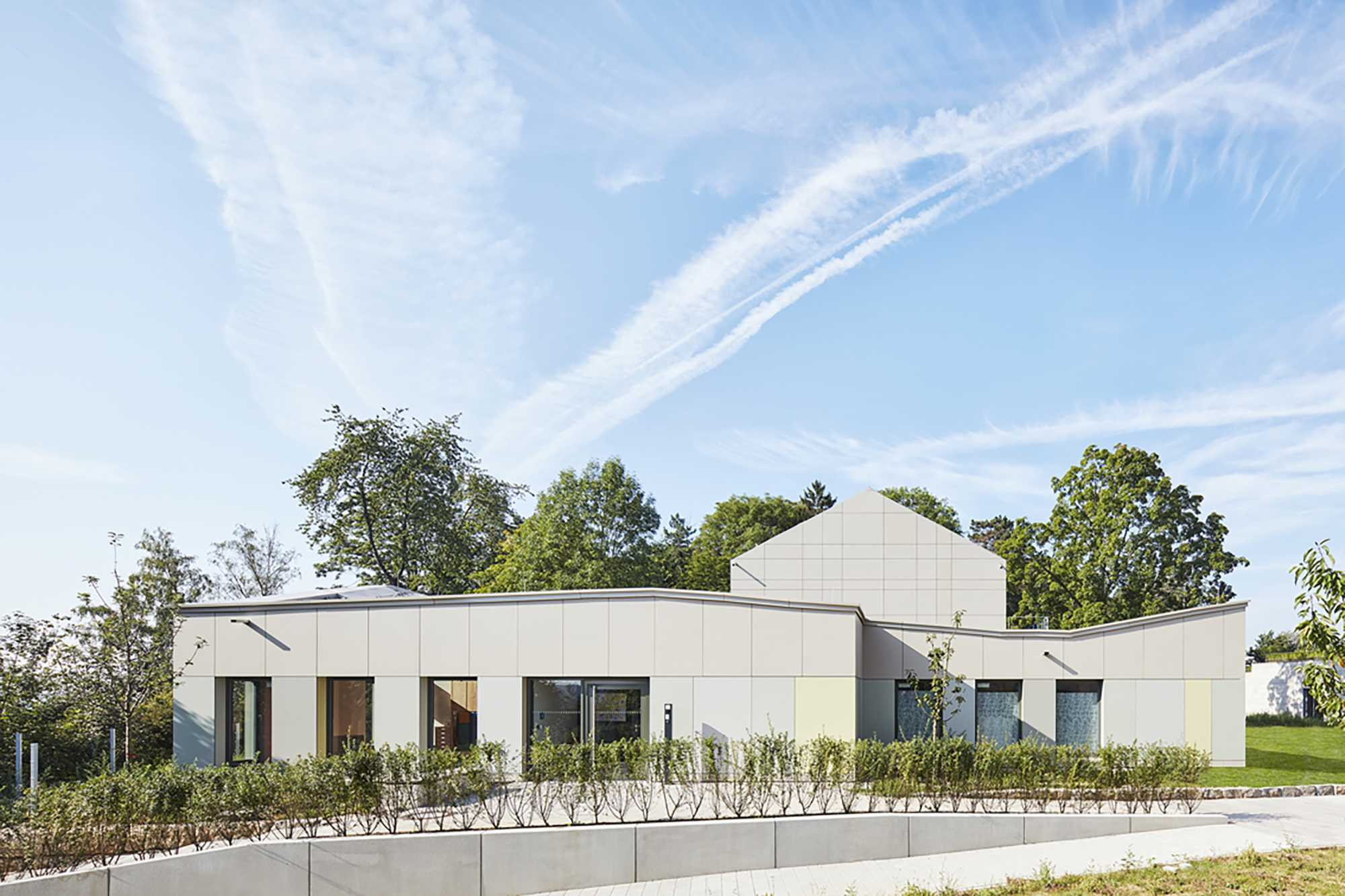 "Veröffentlichung Kindertagesstätte in ""Kindergarten Architecture"" ({project_images:field_row_count})"