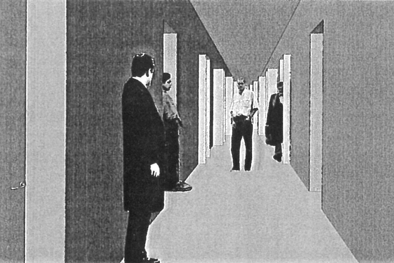 Ausstellungskonzeption über den Psychoanalytiker O. Gross (13)