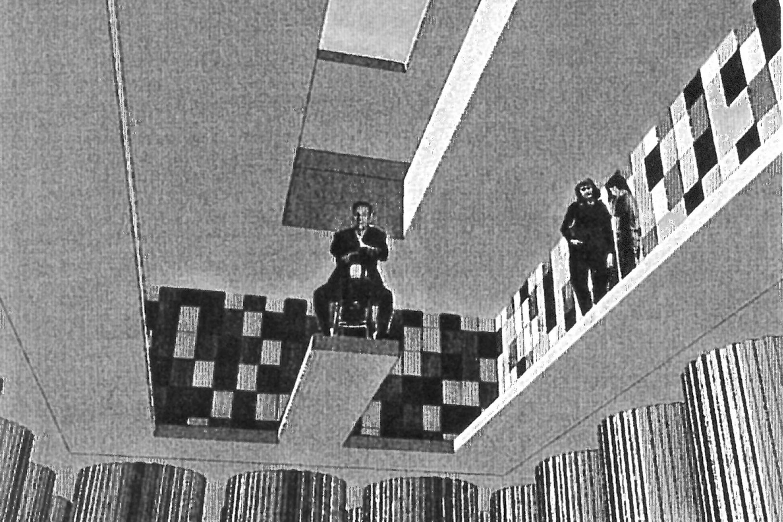 Ausstellungskonzeption über den Psychoanalytiker O. Gross (7)