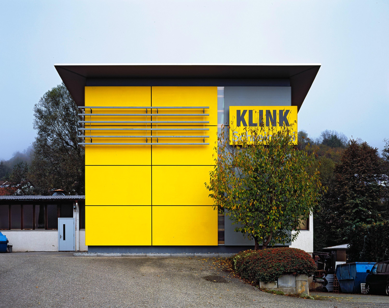 Plattenlagergebäude Schreinerei Klink (1)