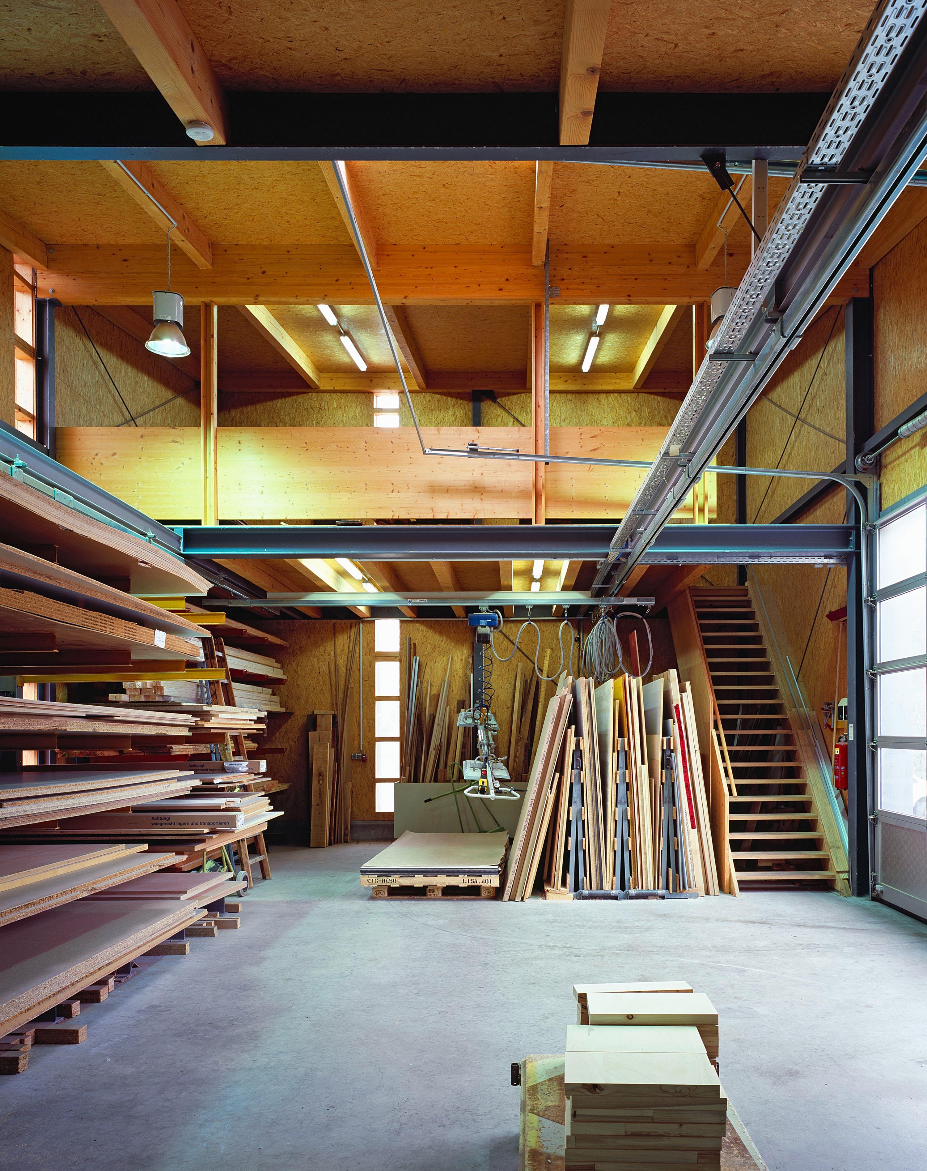 Plattenlagergebäude Schreinerei Klink (4)