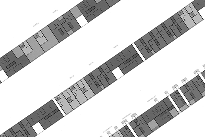 Wohnsiedlung an den Bahngleisen (7)