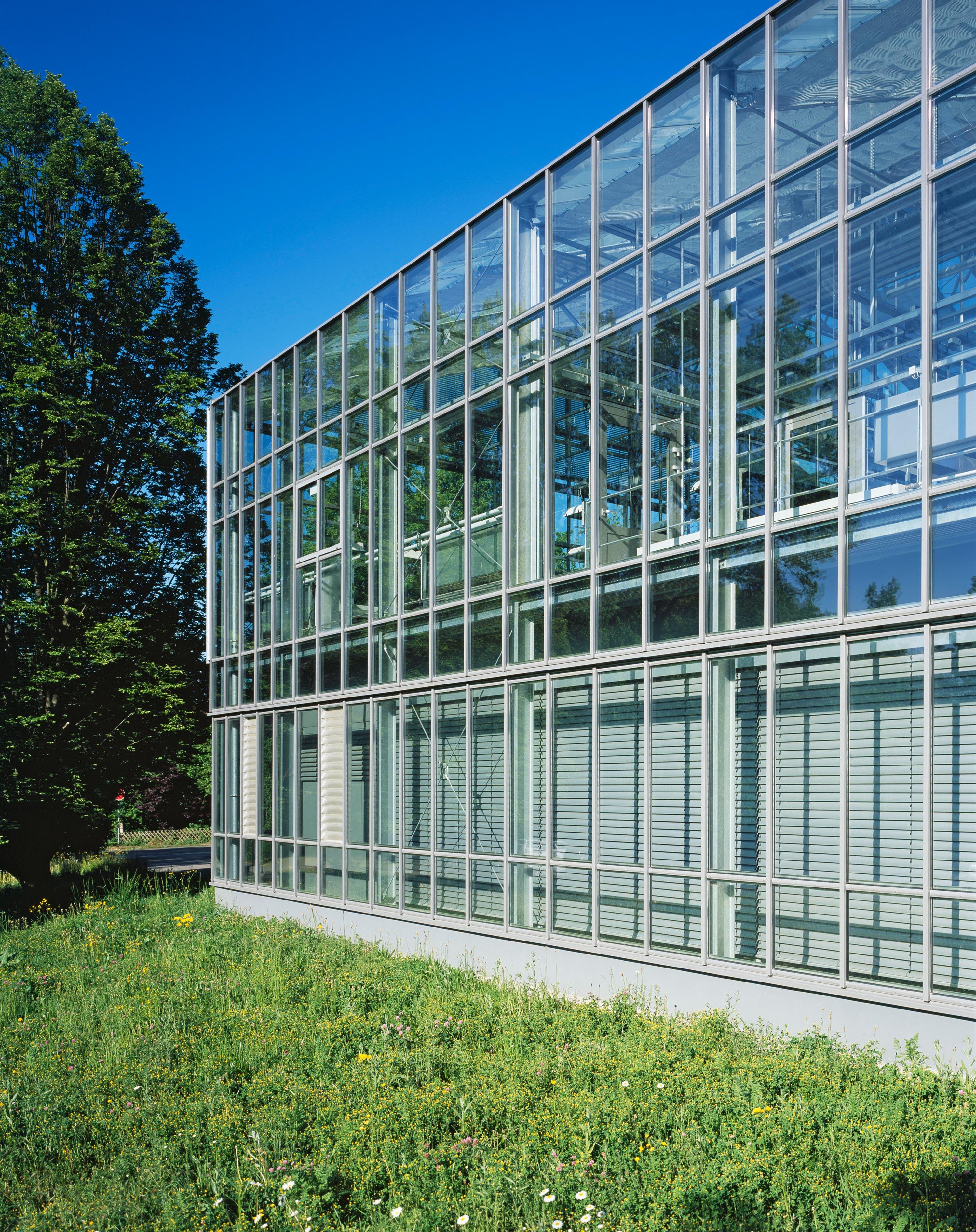 Gewächshaus zur Pflanzenforschung (3)