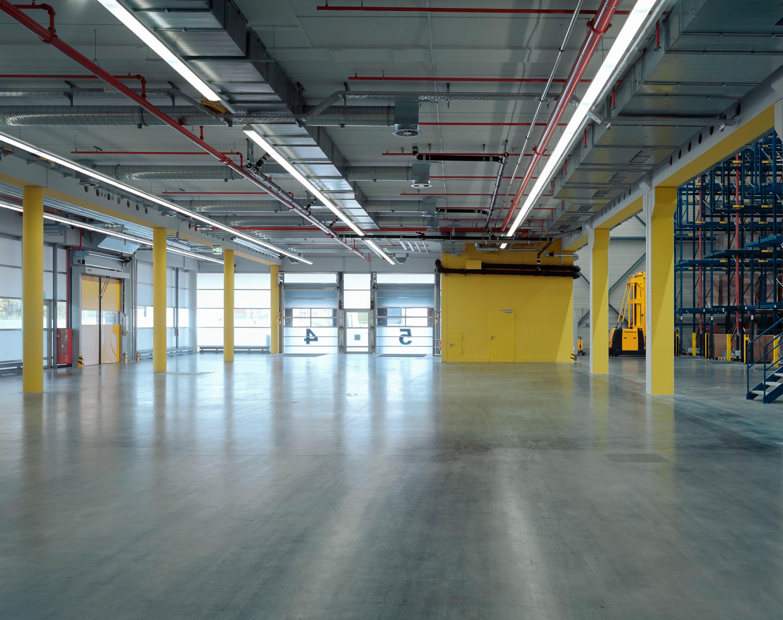 Neubau Logistikzentrum mit Großraumbüro (8)