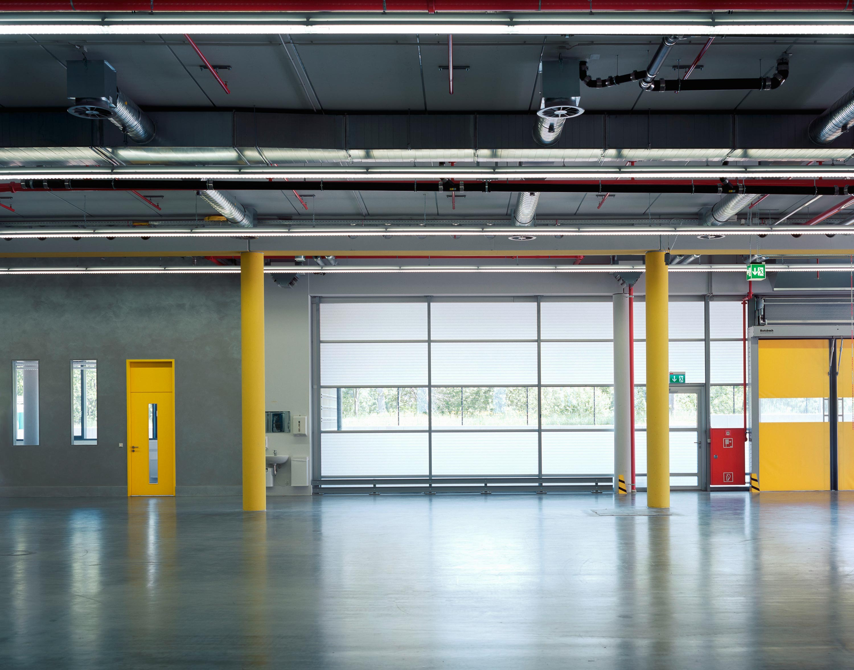Neubau Logistikzentrum mit Großraumbüro (11)