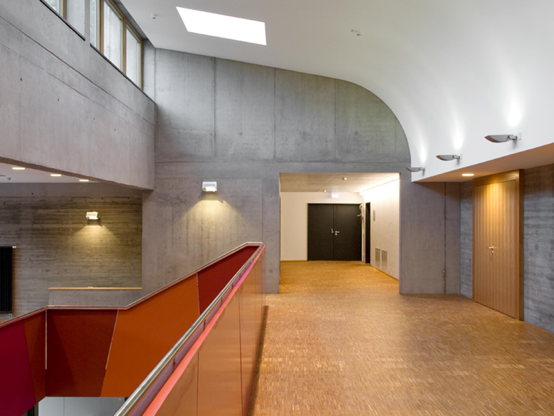 Mensa mit Bibliothek und Aula Uhlandstraße (5)