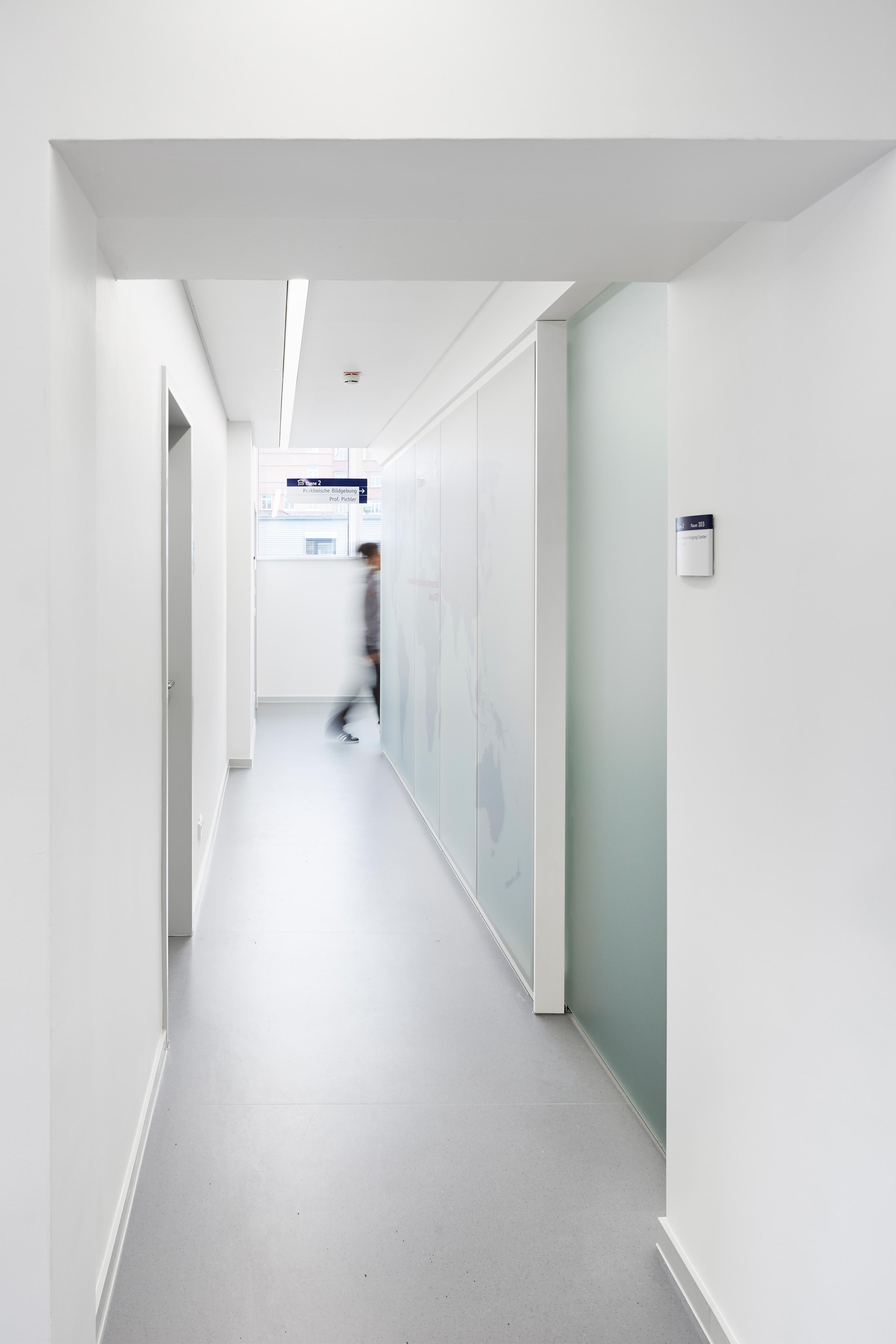 Laborgebäude für präklinische Bildgebung der Werner Siemens-Stiftung (9)