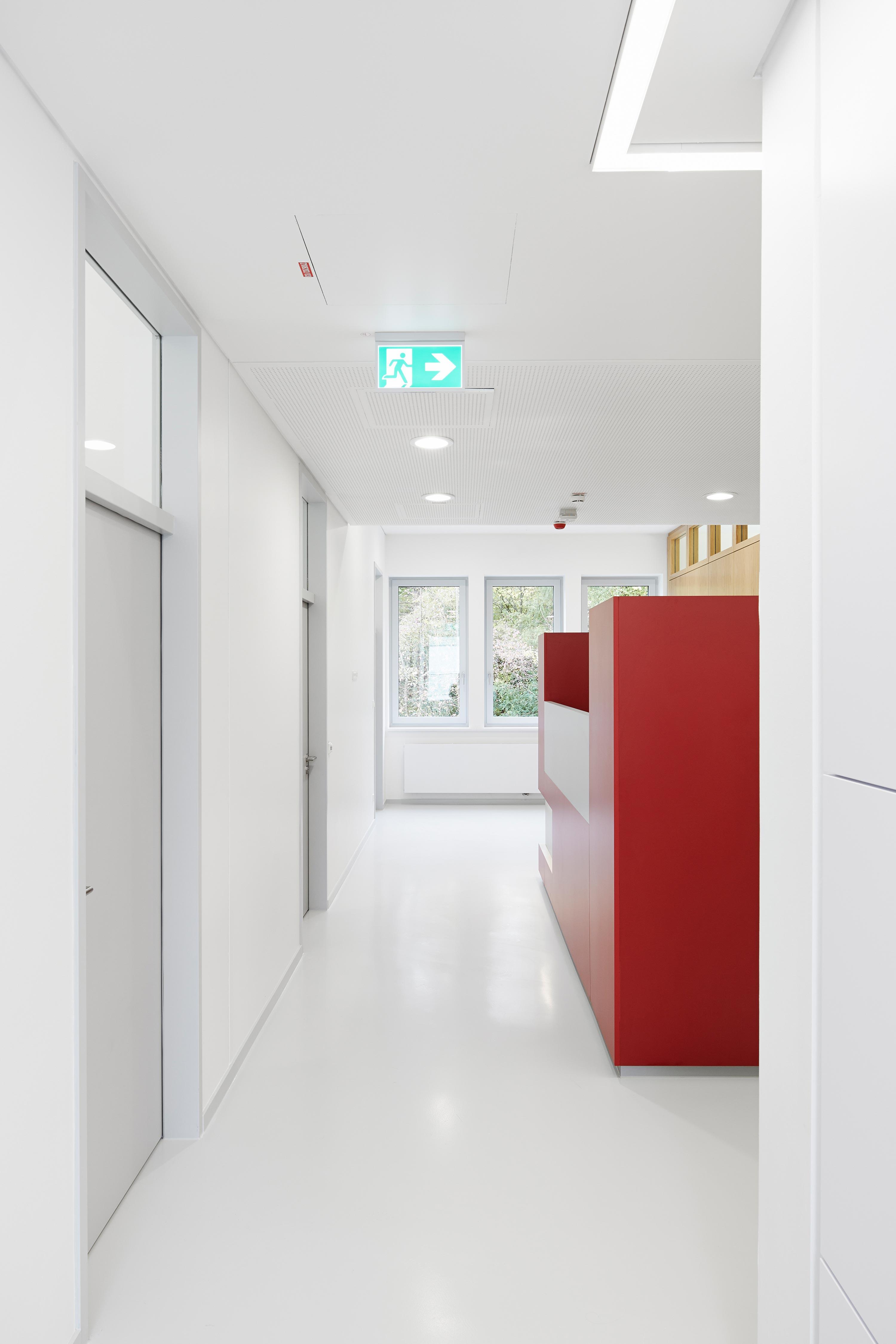 Laborgebäude für präklinische Bildgebung der Werner Siemens-Stiftung (8)
