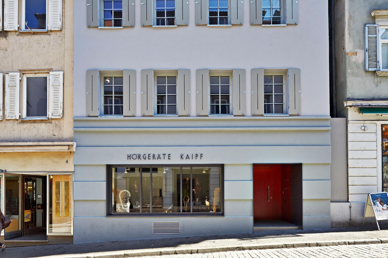 Energetische Sanierung Wohn- und Geschäftshaus (1)