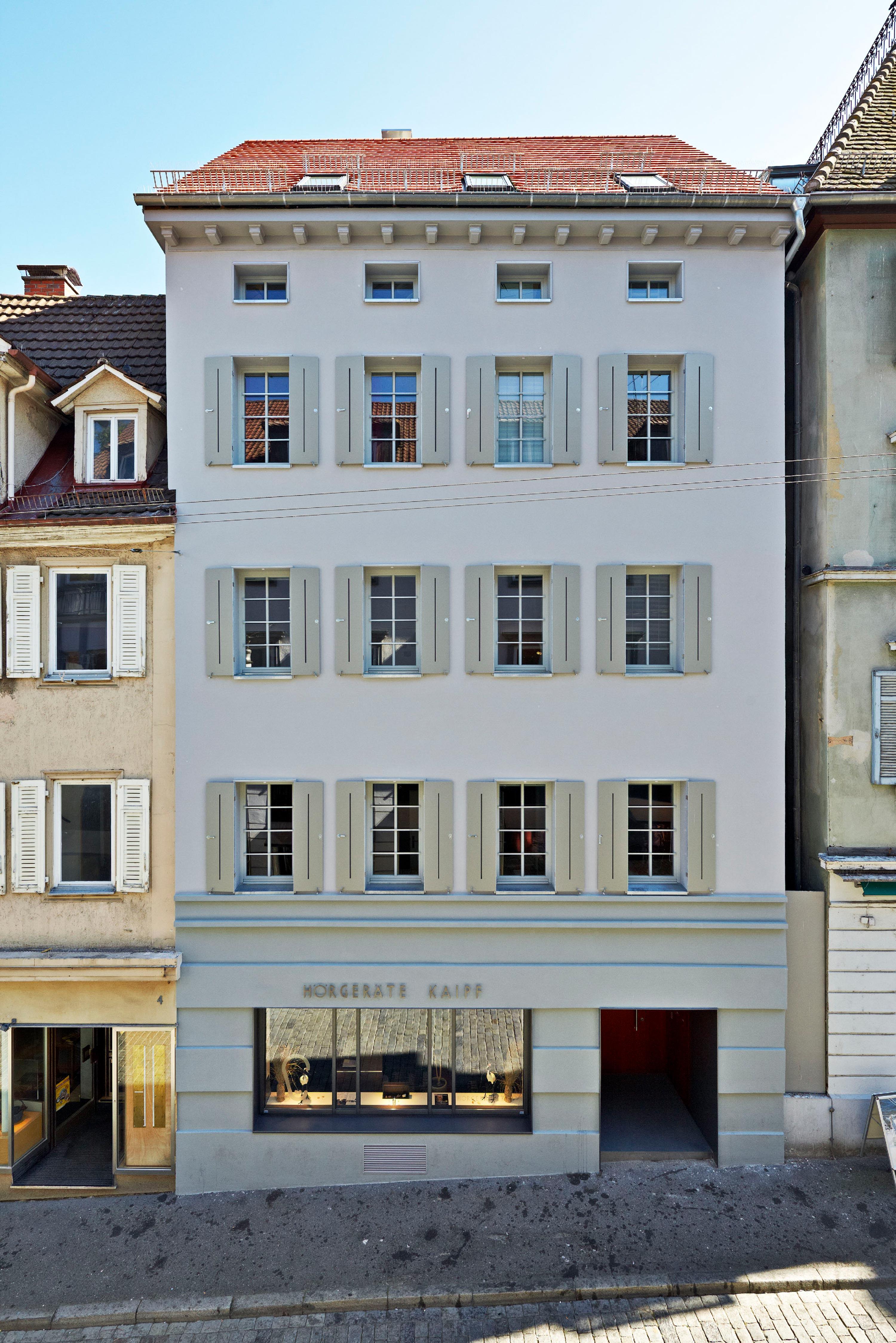 Energetische Sanierung Wohn- und Geschäftshaus (3)