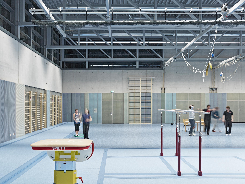 Universitätsturnhalle für Kunstturnen (3)