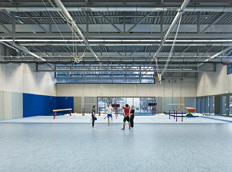 Universitätsturnhalle für Kunstturnen (6)