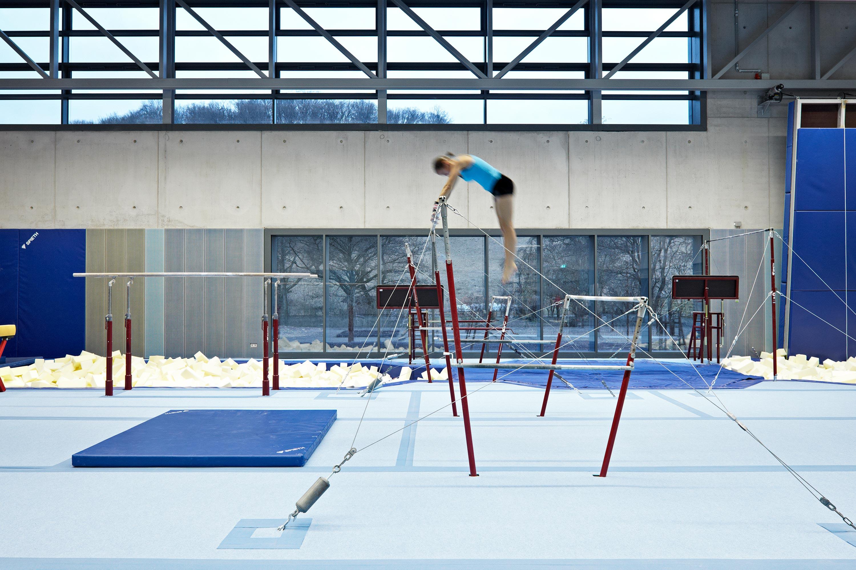 Universitätsturnhalle für Kunstturnen (8)