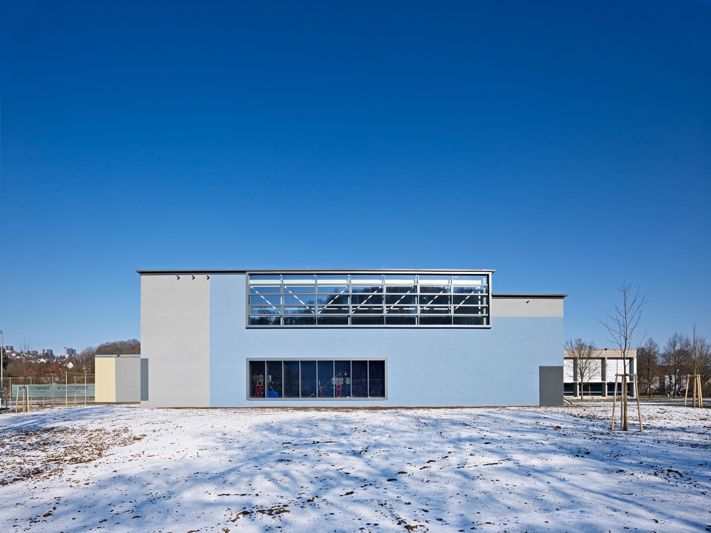 Universitätsturnhalle für Kunstturnen (11)