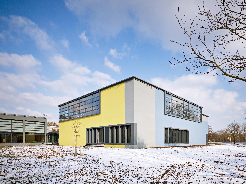 Universitätsturnhalle für Kunstturnen (12)