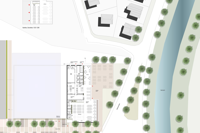 Betriebscampus mit Entwicklungszentrum und Kantine (3)