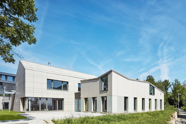 Umbau und Anbau einer betrieblichen Kindertagesstätte (2)