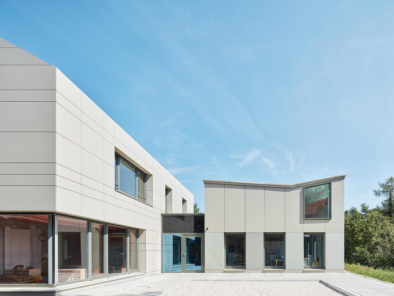 Umbau und Anbau einer betrieblichen Kindertagesstätte (4)