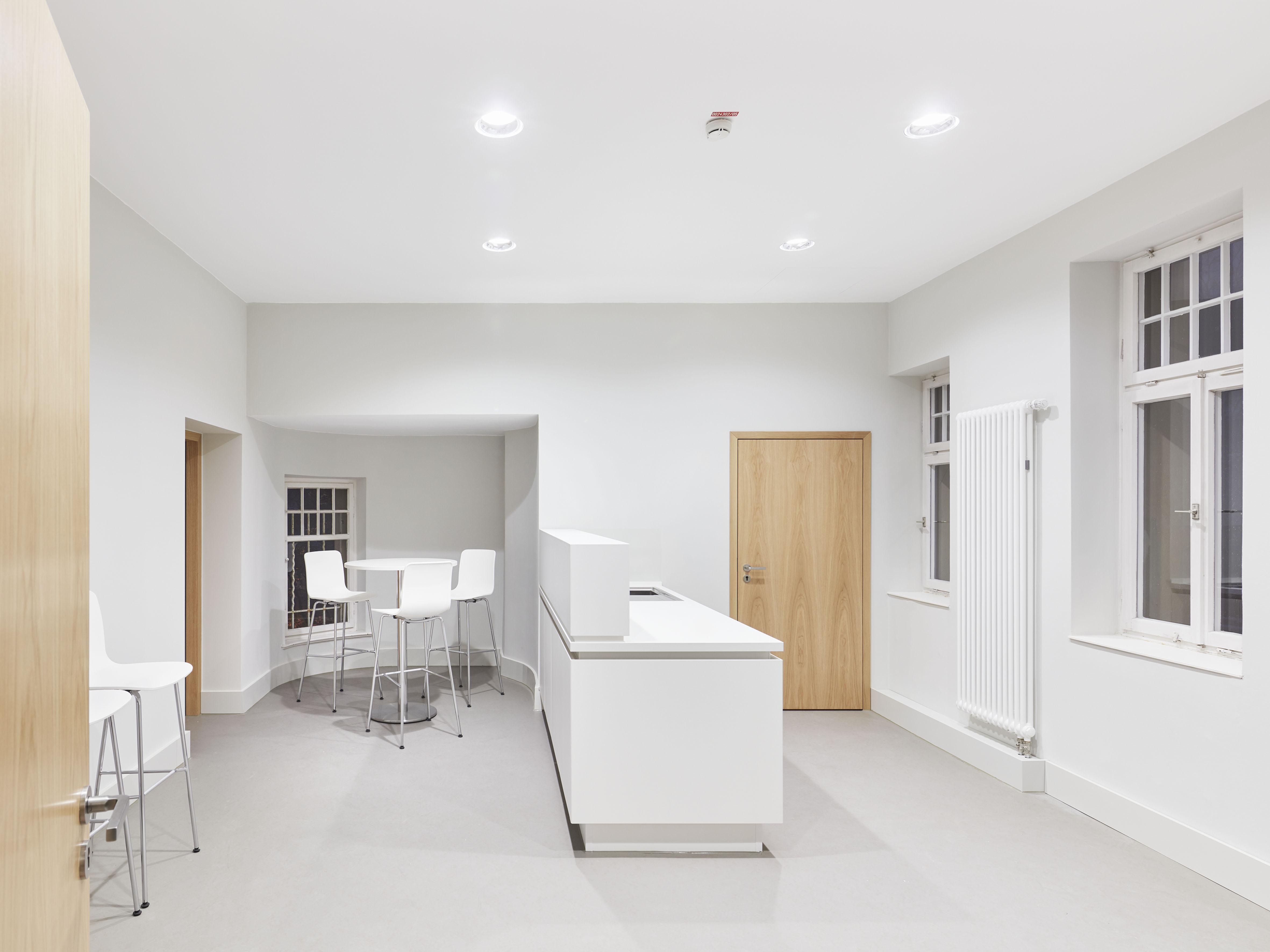 Umbau denkmalgeschützter Direktorenvilla zur neuen ›School of Education‹ (8)