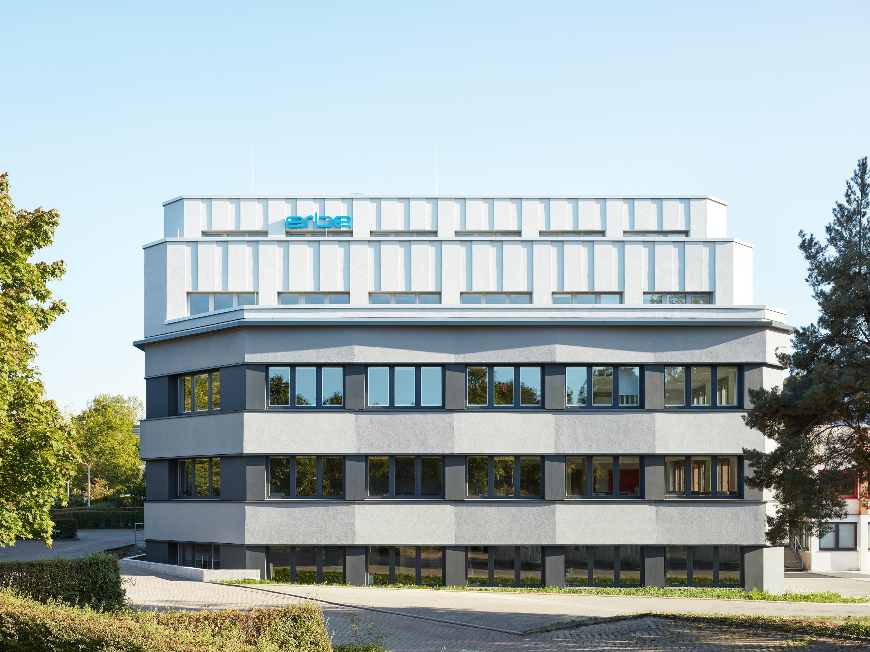 Fassadensanierung und Eingangsbaukörper Büro- und Verwaltungsgebäude (3)