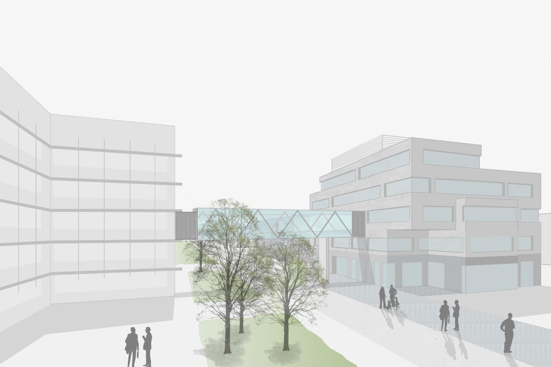 Institutsbau Centrum für fundamentale Physik (1)