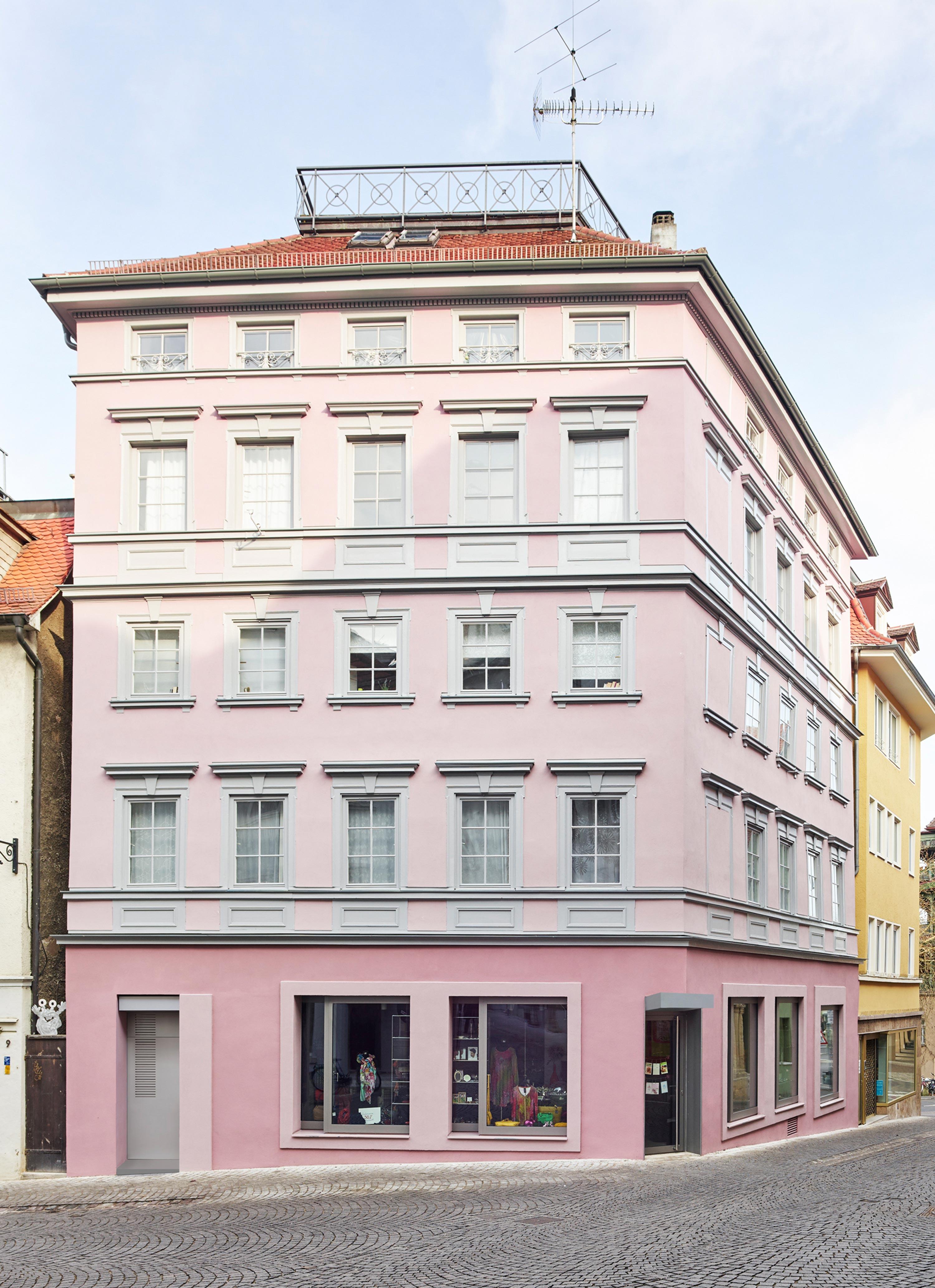 Sanierung Wohn- und Geschäftshaus Hafengasse 11 (1)