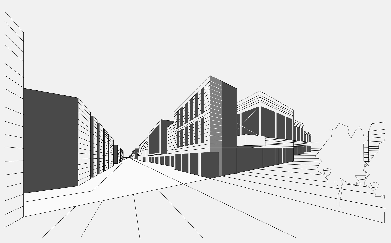Sanierung Universitätsmensa in Baudenkmal mit Anbau (8)