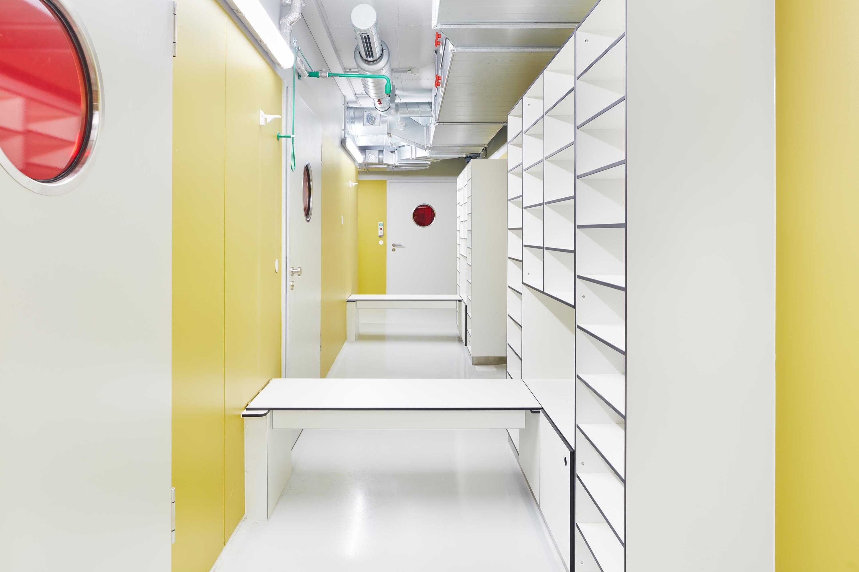 Forschungsflächen im Friedrich-Miescher-Laboratorium (9)