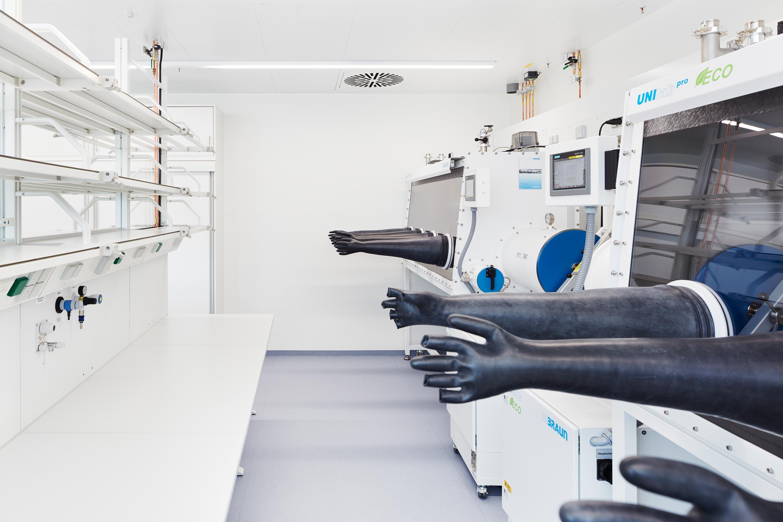 Laborflächen für die Mikrobiomforschung (3)