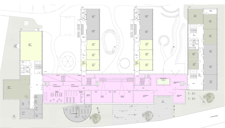 Erweiterung und Umbau Burghardt-Gymnasium Buchen (2)