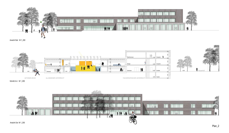 Sanierung und Erweiterung Eichendorff Schulverbund (7)