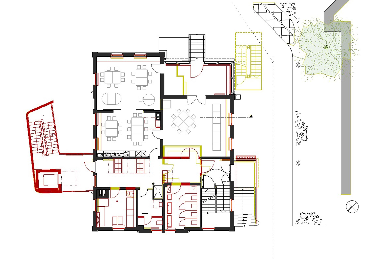 Sanierung und Umbau Kinderhaus Planie (2)
