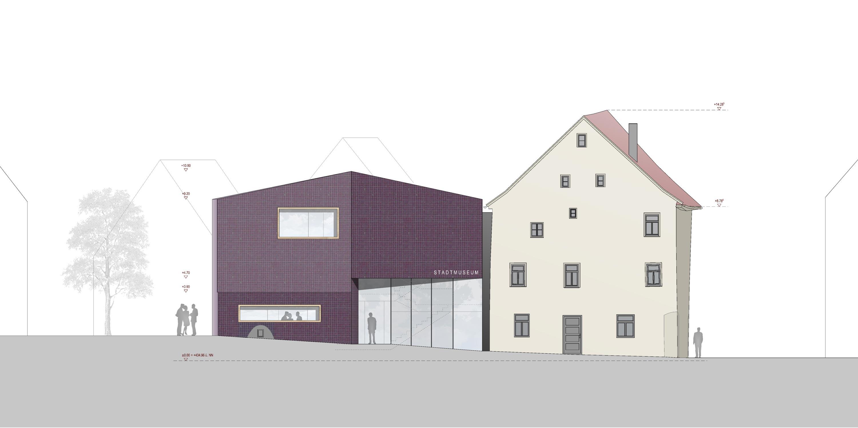 Gaststätte und Museum Traube, denkmalpflegerische Modernisierung, Umbau und Anbau (8)