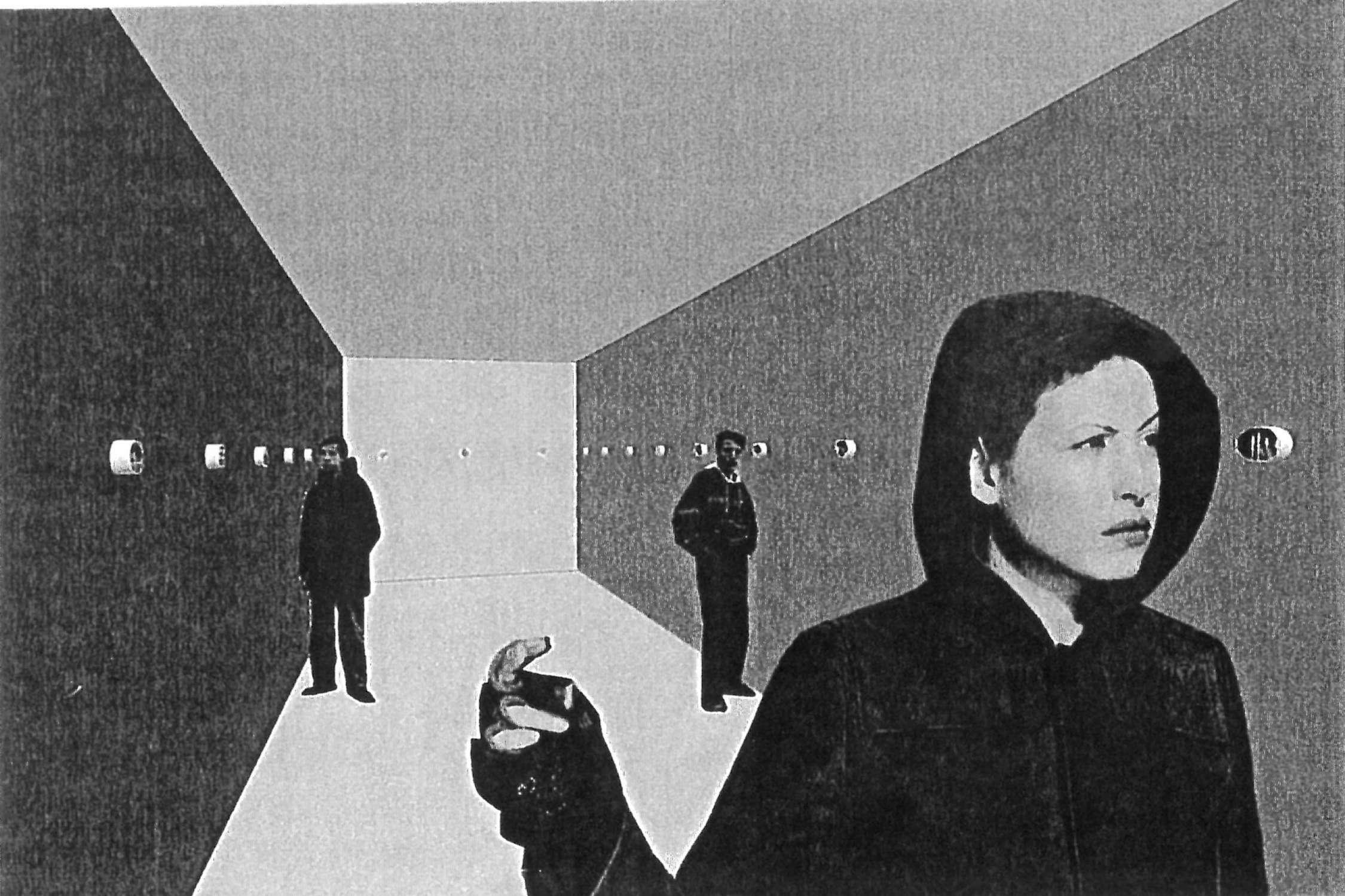 Ausstellungskonzeption über den Psychoanalytiker O. Gross (15)
