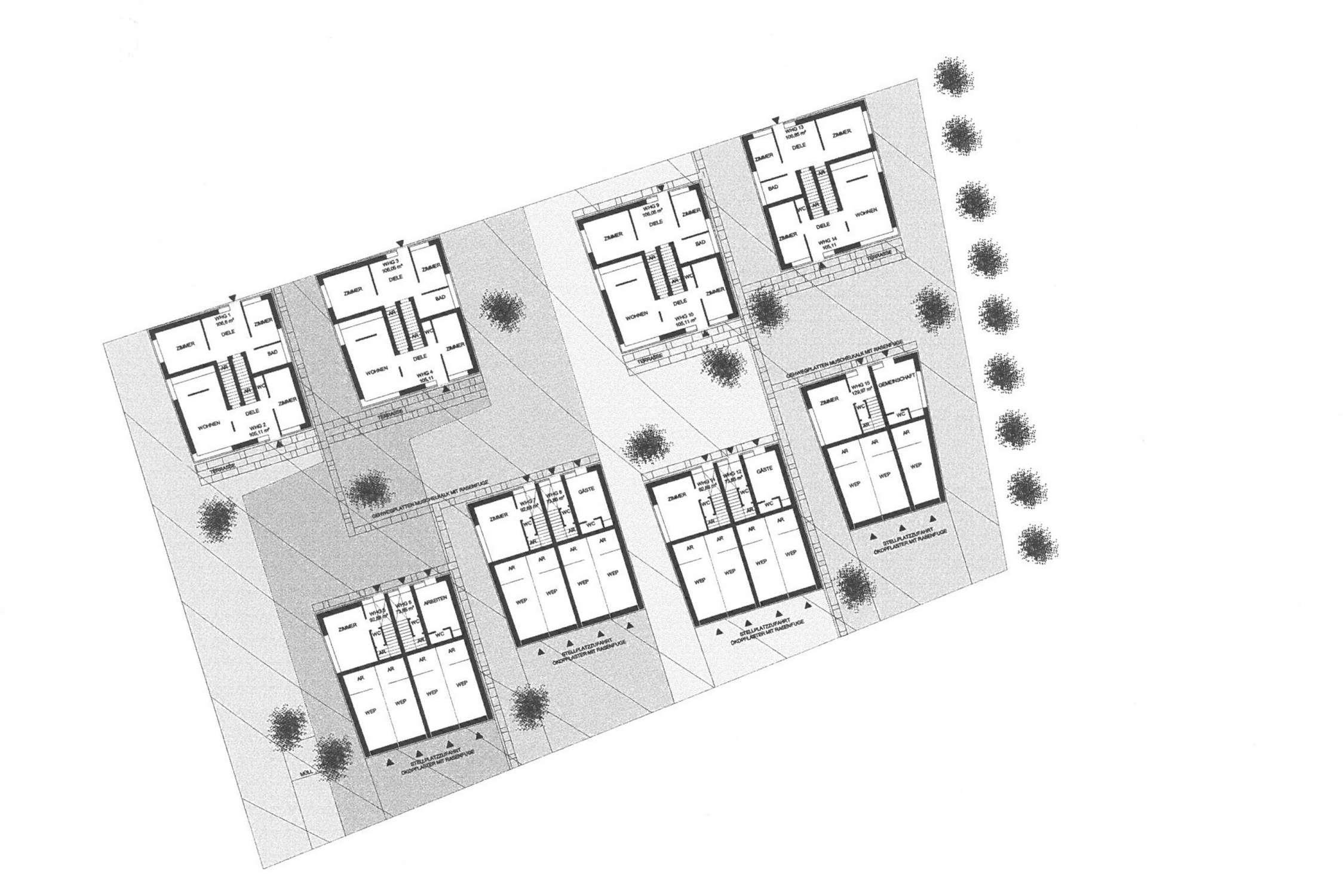 Genossenschaftliches Wohnen am Horn (2)