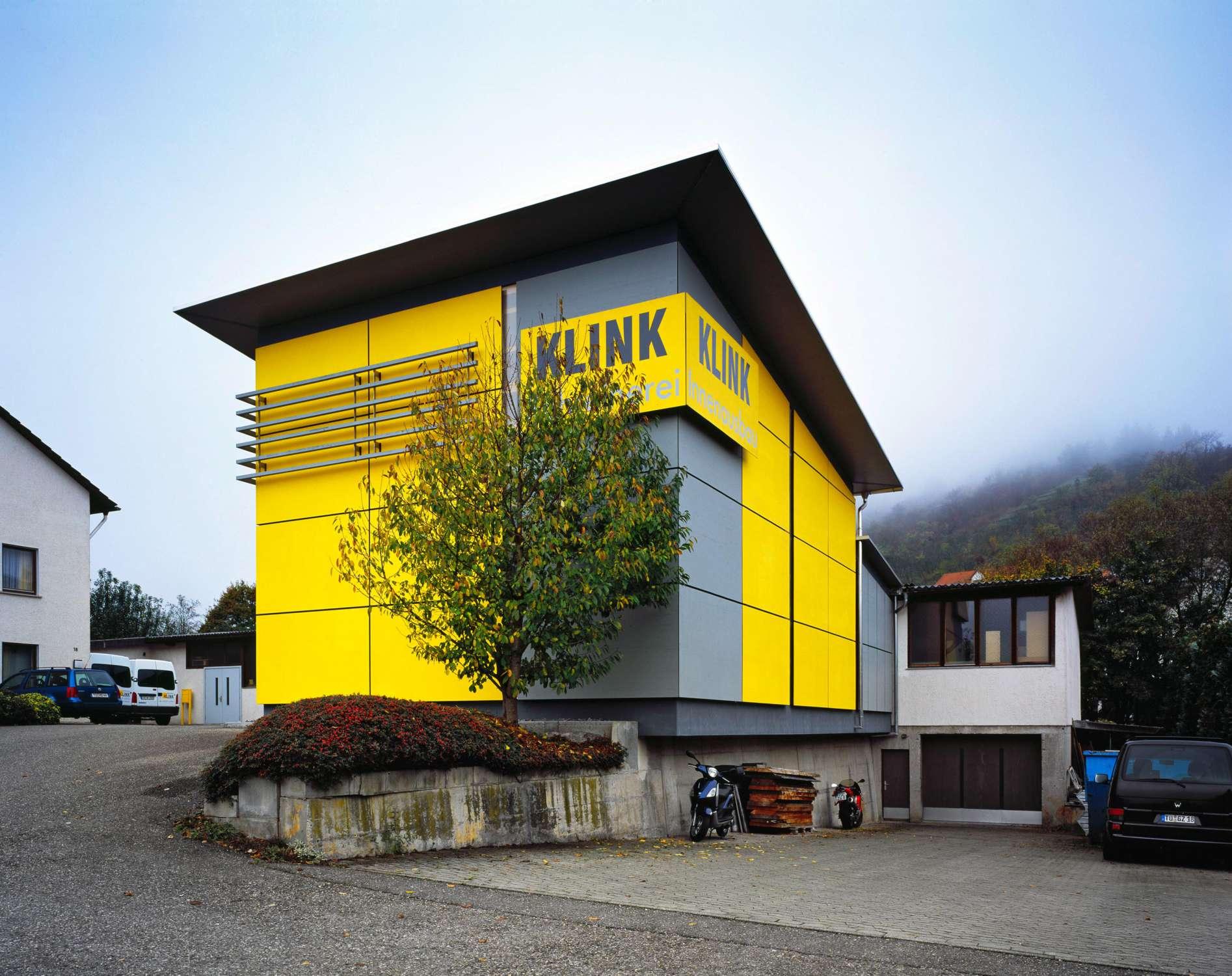 Plattenlagergebäude Schreinerei Klink (5)