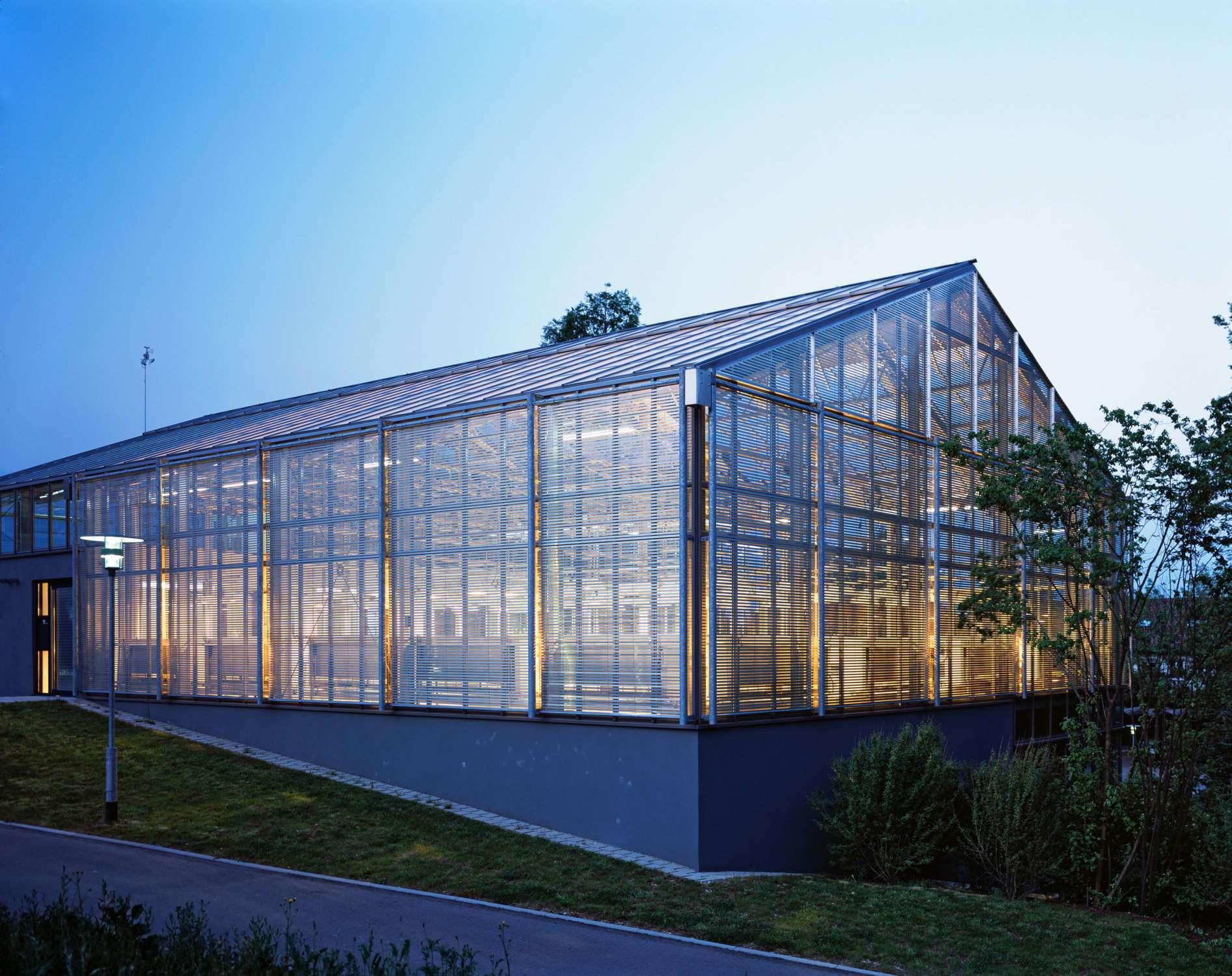 Gewächshaus zur Pflanzenforschung (14)