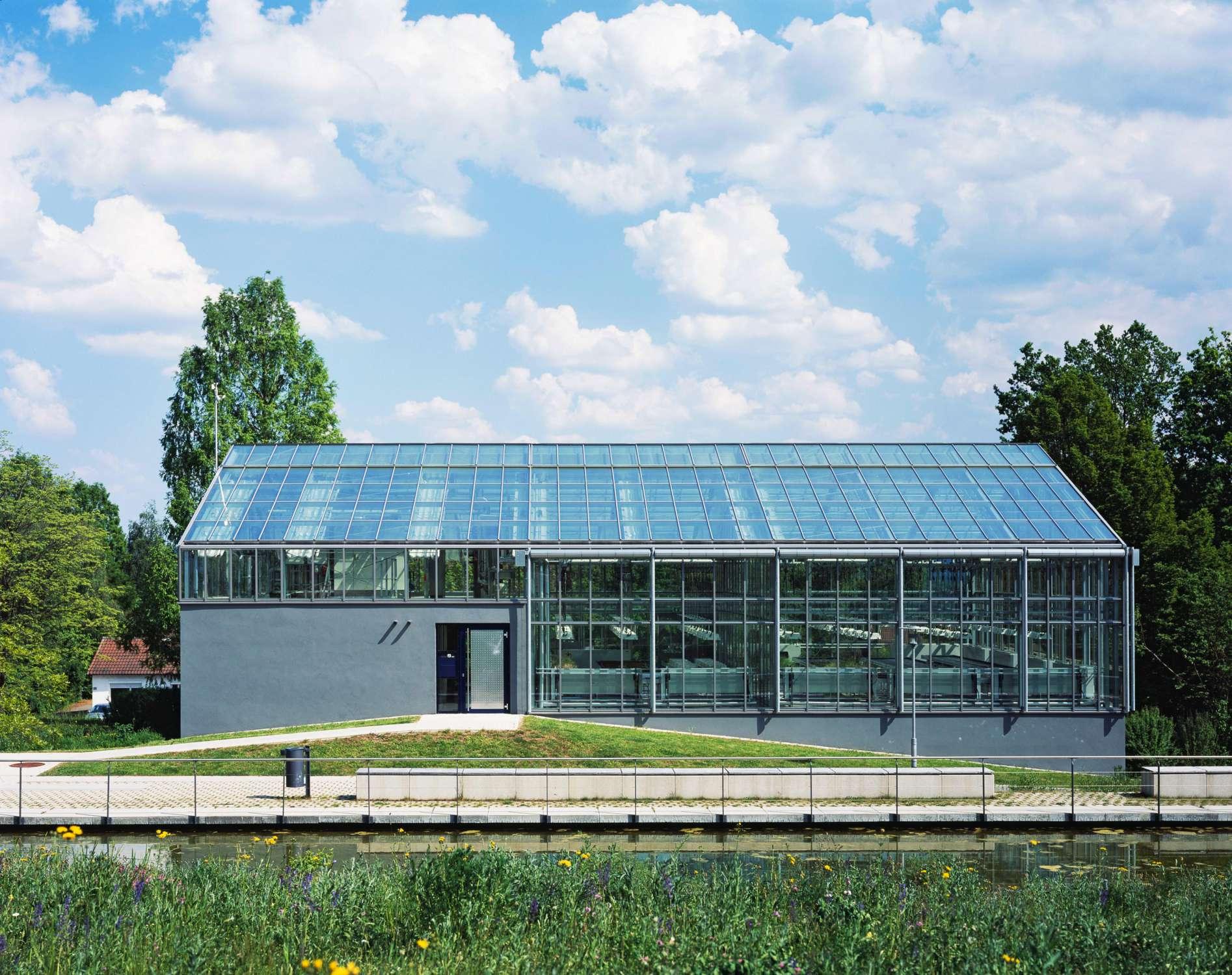 Gewächshaus zur Pflanzenforschung (6)