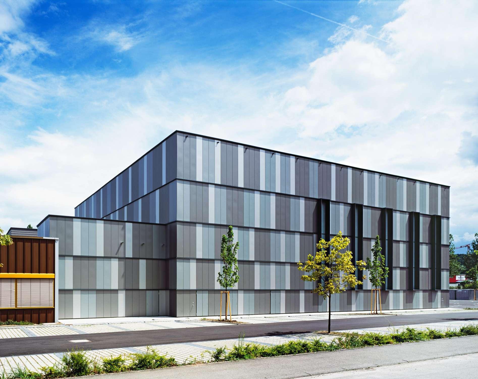 Neubau Logistikzentrum mit Großraumbüro (2)