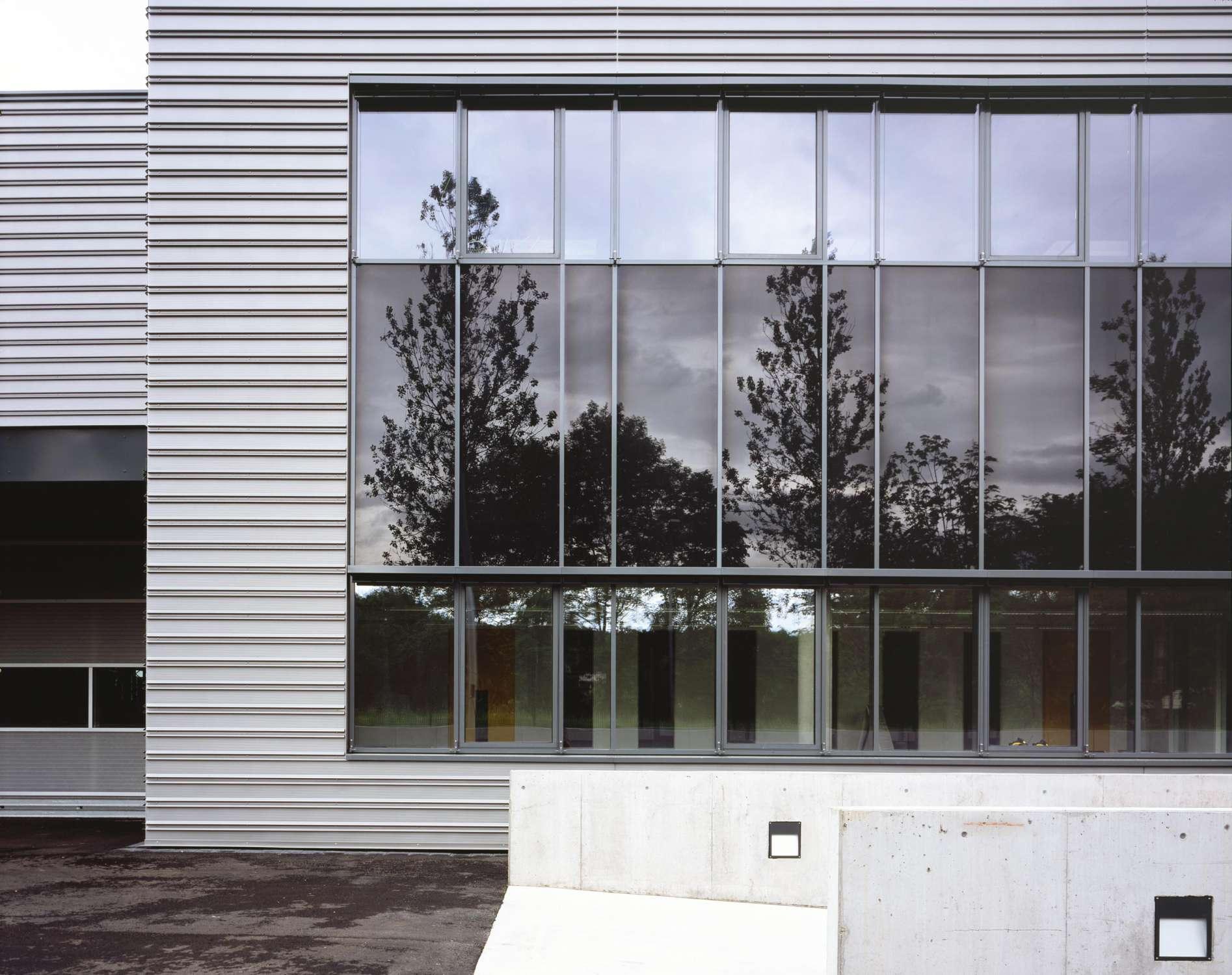 Neubau Logistikzentrum mit Großraumbüro (5)