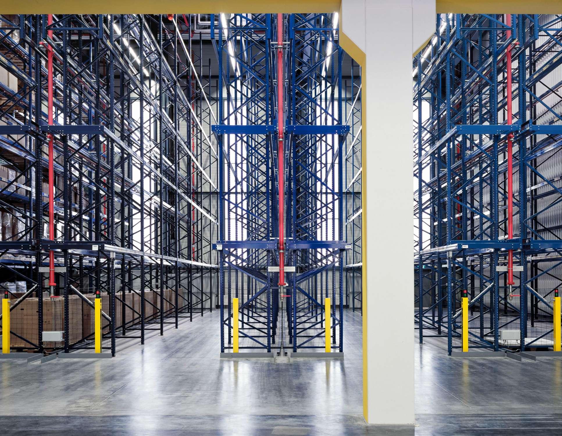 Neubau Logistikzentrum mit Großraumbüro (7)