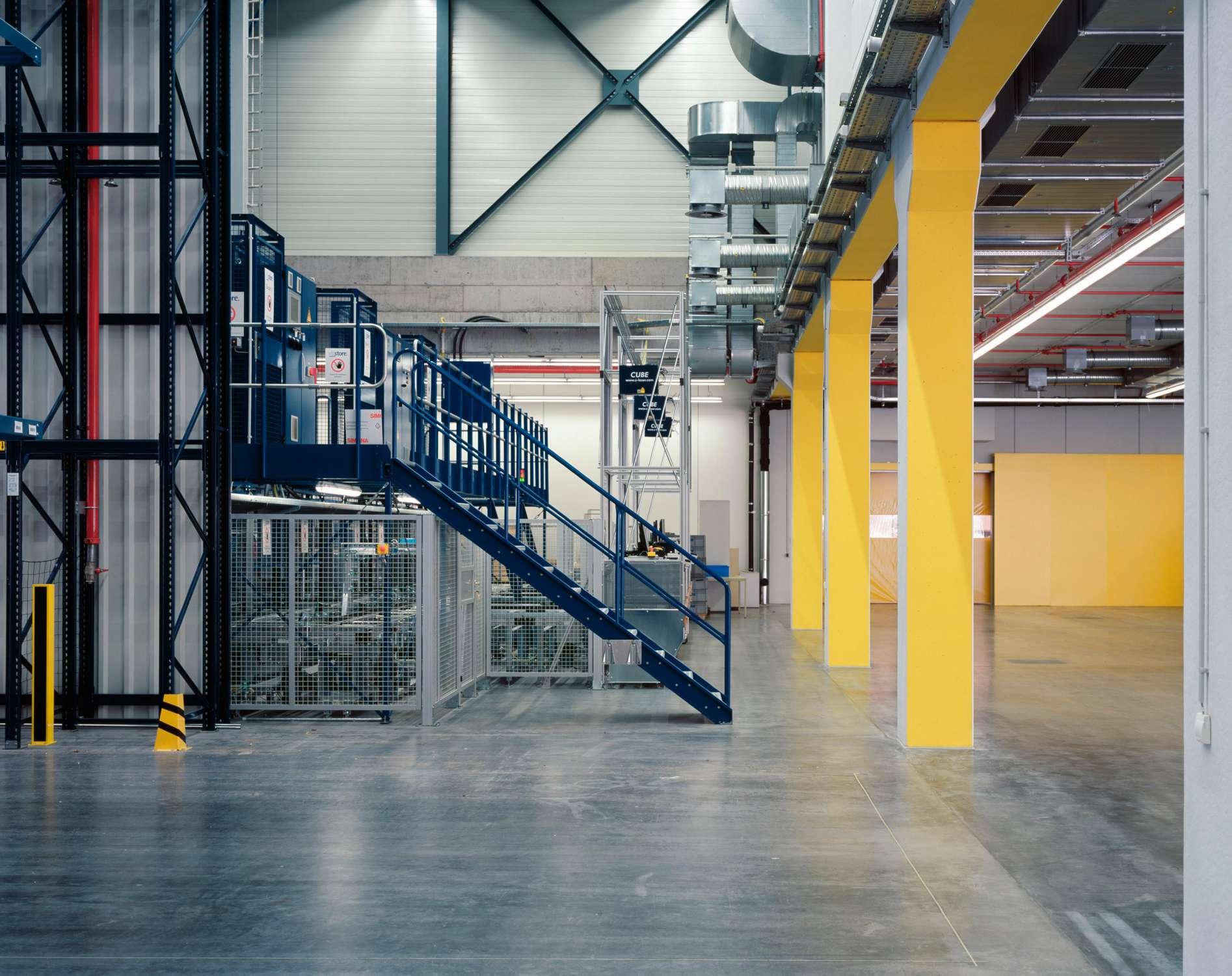 Neubau Logistikzentrum mit Großraumbüro (9)